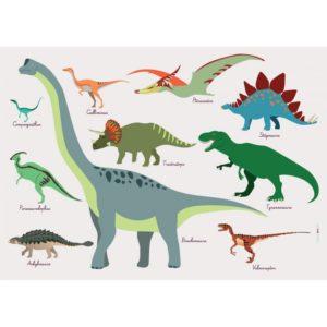 Dinosaures ARCO IRIS ateliers enfant boulogne vacances