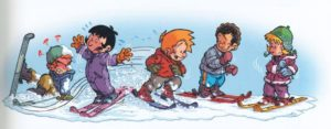 ARCO IRIS vacances Noël activités ski boulogne