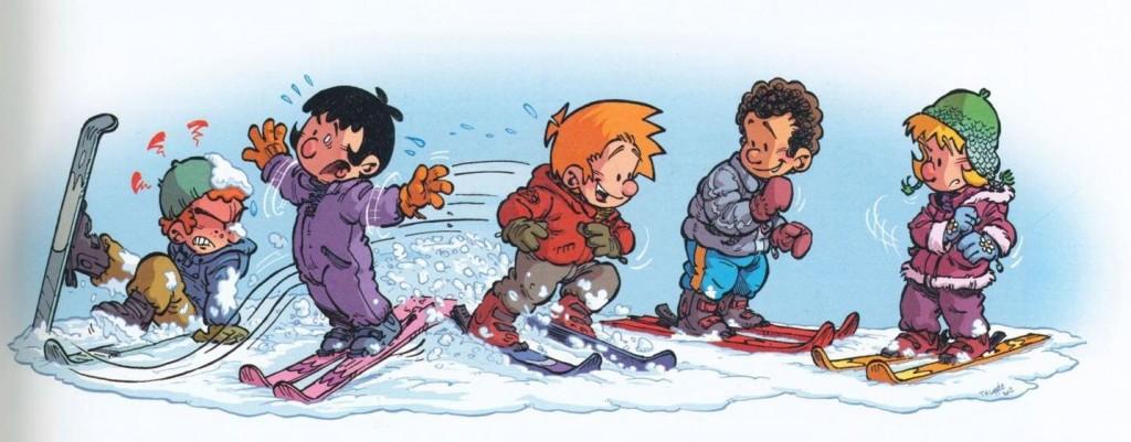 Vacances de Noël : fête le nouvel an à la montagne !