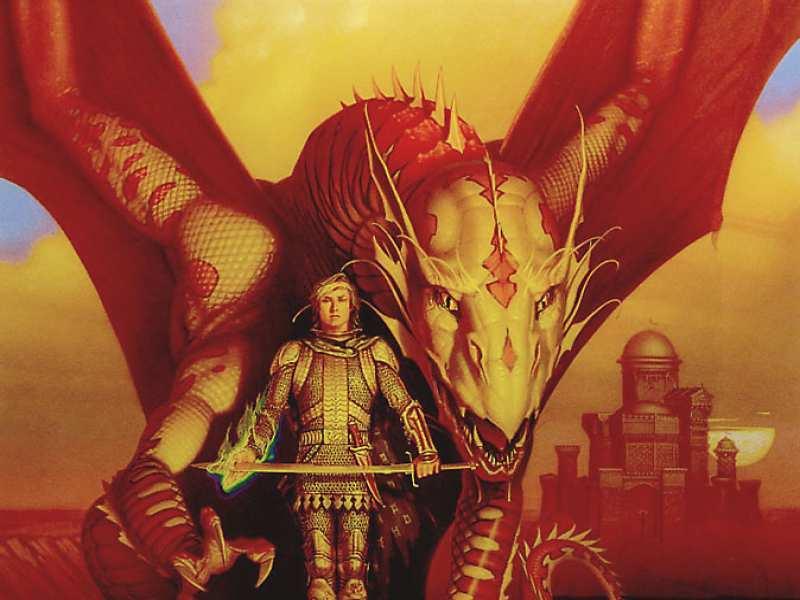 Vacances d'Hiver : Chevaliers & Dragons