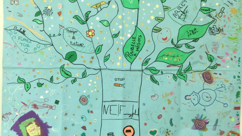 Lancement des Ecolo Green Games à ARCO IRIS dimanche 1e décembre