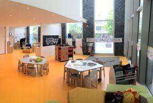 Ecole ARCO IRIS Espace lumineux spacieux chaleureux